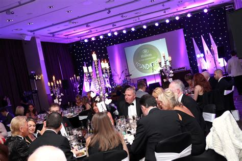 Stage Right Lighting by Gala Dinner Audio Visual Hire Humphries Av