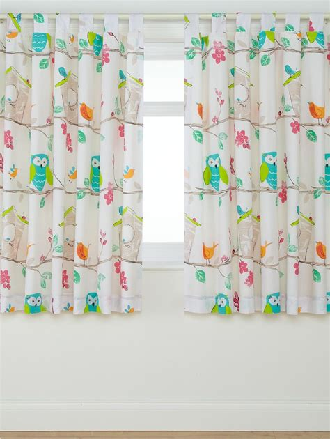 owl curtains my dream room pinterest