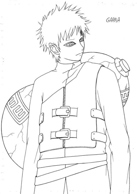 coloring page naruto coloring page naruto coloring home