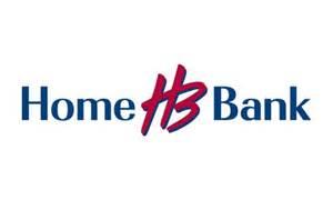 home state bank home bank logo