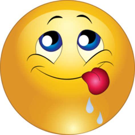 emoji yummy delicious smiley emoticon clipart i2clipart royalty