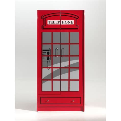 Commode Londres by Beds Armoire 2 Portes Achat Vente Armoire