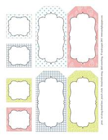 33 label template 33 best images about easter labels easter label templates