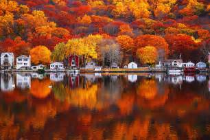 autumn reflections outdoor photographer