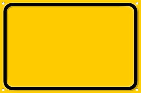 printable blank road signs road sign rectangal blank blanks road signs road sign