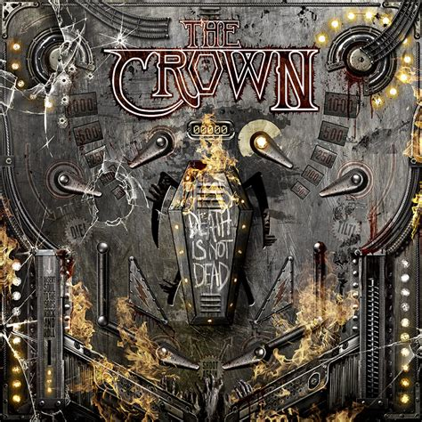 Is Not Dead album review the crown is not dead