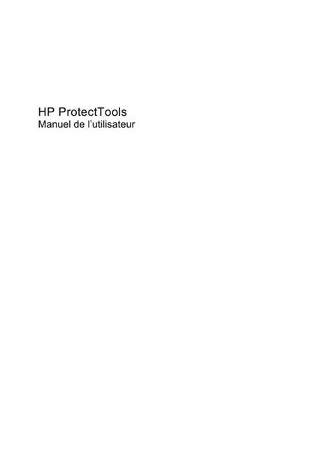 Notice HP COMPAQ DC5800 MICROTOWER PC - ordinateur de