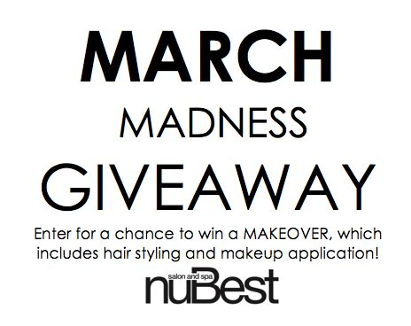 March Madness Sweepstakes 2015 - march madness giveaway nubest salon