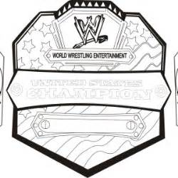 wwe united states chionship coloring page wwe wrestling free coloring pages on art coloring pages