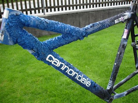 Fahrrad Klarlack Polieren by Unterschiede Cannondale Killer Delta V Classic Bikes
