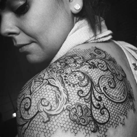 tattoo pattern lace lace tattoo designs gallery