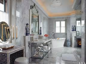 1920s Bathroom Decor Marble Bathroom Renovating Ideas Architectural Digest