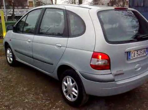 renault scenic 2002 2002 renault scenic 1 9 d youtube