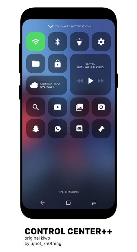 themes for control center theme control center androidthemes