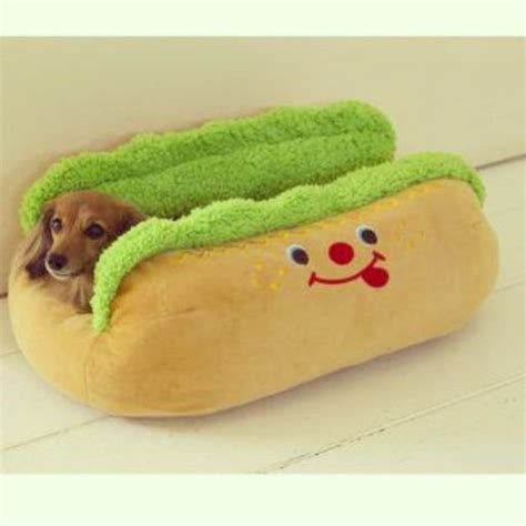 house of weenies hot dogs amazing dachshund bed sausage dogs pinterest dachshund beds and dogs