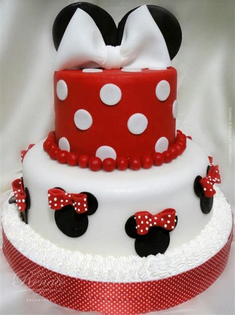 Setelan Ribbon Minnie Dusty 17 migliori immagini su minnie and mickey mouse cake su mickey mouse per bambino