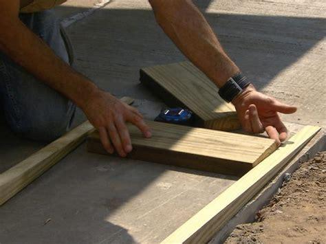 build  handicap ramp  landing  tos diy