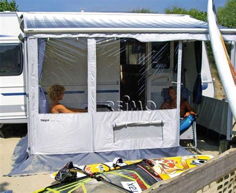 caravan markise markisenvorzelt safari style f 252 r thule omnistor caravan