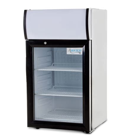 Countertop Refrigerator - excellence sc 22 countertop display refrigerator from