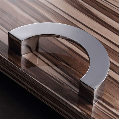 kitchen furniture handles chrome finish cabinet handles silver zinc alloy cupboard