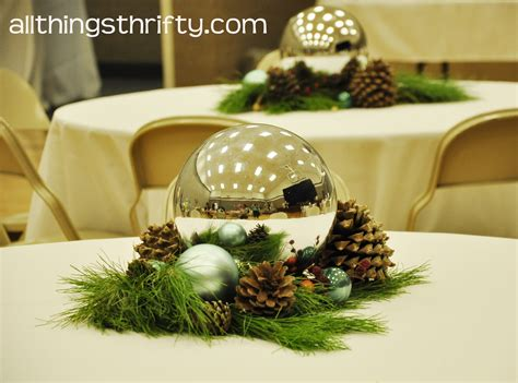 christmas party table decoration ideas nice decoration
