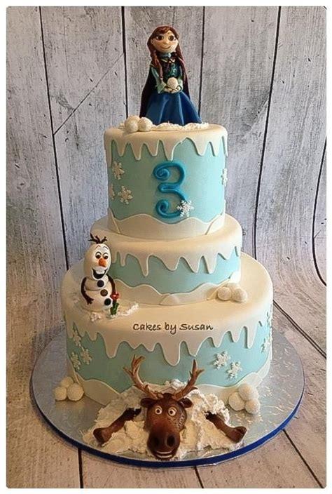 film frozen cake quot frozen quot the movie cake frozen party pinterest