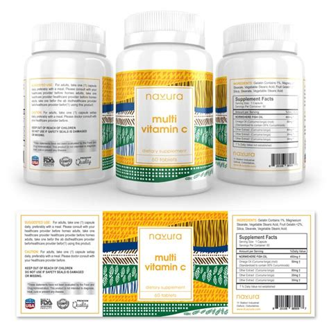 supplement label template vitamin c supplement label template http www dlayouts