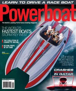 bonnier acquires powerboat powerboat shelved