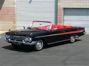 1961 chevy impala ss convertible