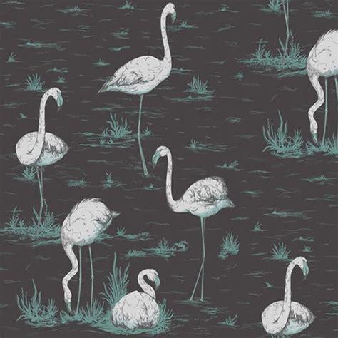 wallpaper direct flamingos cole son flamingos wallpaper from wallpaper direct