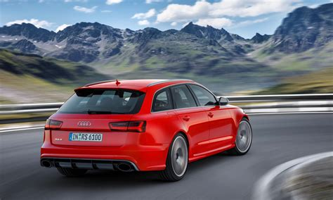 Audi Rs6 Avant Technische Daten audi rs6 avant performance preise bilder und technische