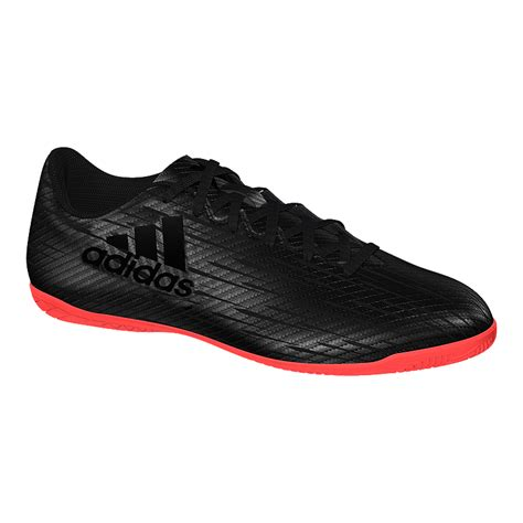 adidas s x 16 4 in indoor soccer shoes black