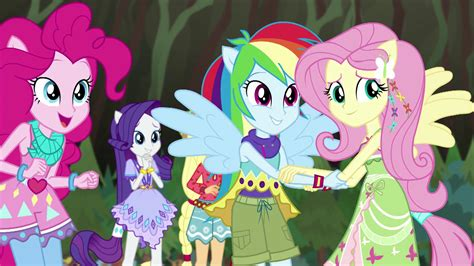 Equestria Girls Happy Wiki | image equestria girls happy to see twilight and sunset