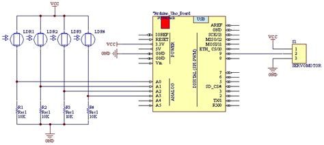 photoresistor schematic vellamy s about arduino photoresistors servo and arduino