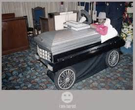 Maserati Rick Funeral Pimp My Casket Pic