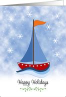 nautical christmas cards  greeting card universe