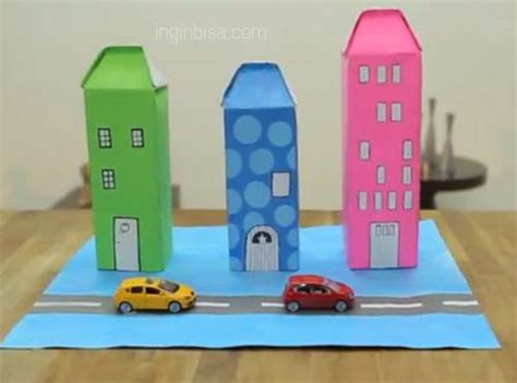 cara membuat mobil mainan dari kardus odol cara membuat mobilmainan dari kardus botol balon cara