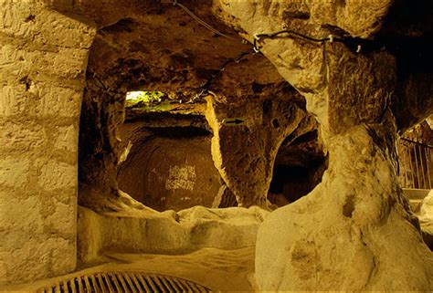 Secret Turkey 4 the underground city of cappadocia