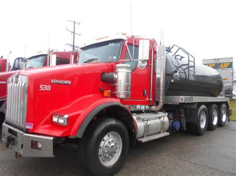 2013 kenworth trucks for sale 2013 kenworth t800 tank trucks for sale 31 used trucks