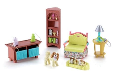 fisher price loving family doll house furniture fisher price loving family loving family living room buy fisher price