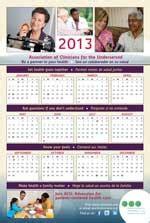 Acu Calendar Order Your 2013 Health Promotion Calendar