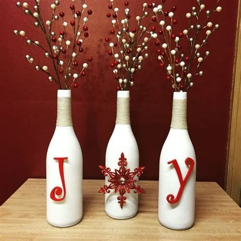 37 diy new years eve party ideas christmas wine bottles