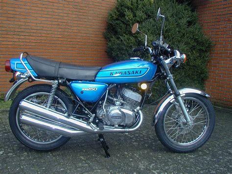 Kh Kawasaki by Kawasaki Kh 250 1976 Bis 1980 Schwergewichtiger