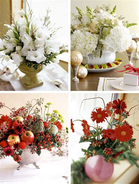 decorating images 50 great easy christmas centerpiece ideas digsdigs