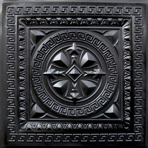 ceiling tiles black 220 faux tin ceiling tile 24x24 black ceiling tile