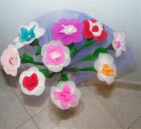 fiori con calze di mazzo fiori calza per la casa e per te decorare casa