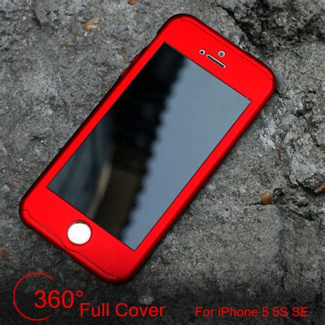 New 360 Tribal Iphone 5 Se 5g 5s 4 0 Inchi All Side Protectio coverage of 360 degree for apple iphone 5 5s se 5g pc plating cover for iphone se