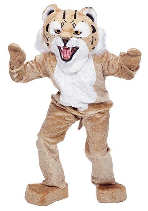 mascot costume wildcat mascot costume