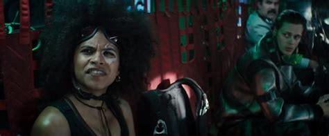 deadpool 2 cast the new deadpool 2 trailer reveals new mutants and cast