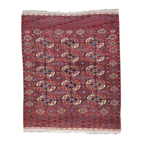 wedding rugs antique turkmen quot wedding quot rug for sale at 1stdibs
